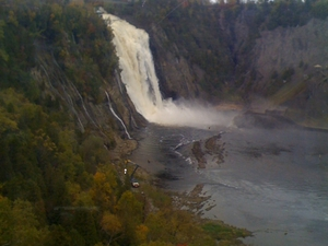 Half-Day Trip to Montmorency Falls and Ste-Anne-de-Beaupré from Quebec Photos