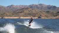 Wakeboat Rental at Lake Pleasant Photos