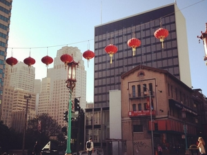 Chinatown and North Beach Night Walking Tour Photos