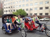 Washington DC National Mall and Museums Pedicab Tour Photos