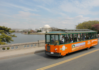 Washington DC Super Saver: Hop-on Hop-off Trolley and Monuments by Moonlight Tour Photos