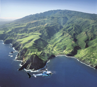 West Maui and Molokai 60-minute Helicopter Tour Photos