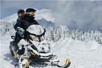 Whistler Wilderness Snowmobile Run Photos