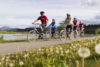 Whitehorse Guided Bike Tour Photos