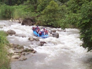 Trekking and Rafting Adventure from Phuket Photos