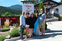 Wine, Beer, Cider and Spirits Tour of Kelowna Photos