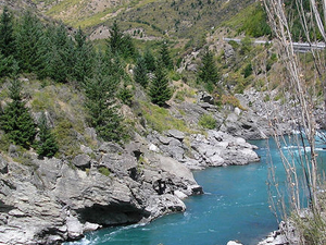 Queenstown Kawarau River White Water Rafting Photos
