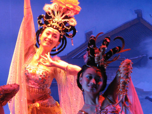 Xi'an Dumpling Banquet and Tang Dynasty Show Photos