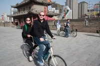 Xi'an Small-Group Walking and Cycling Tour Photos