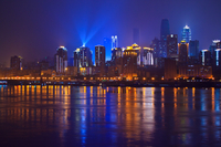 Yangtze River Cruise and Private Chongqing Evening Tour Photos