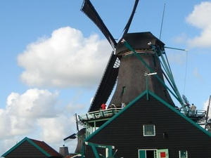 Zaanse Schans Windmills, Marken and Volendam Half-Day Trip from Amsterdam Photos