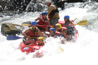 Zambezi River Whitewater Rafting Adventure from Victoria Falls