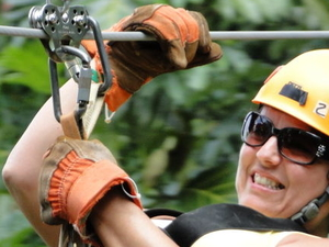 Punta Cana Zipline Canopy Adventure Photos