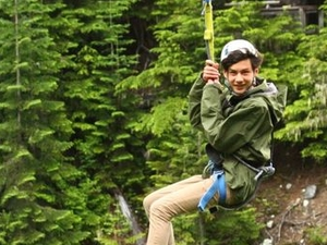 Zipline Adventure in Whistler Photos
