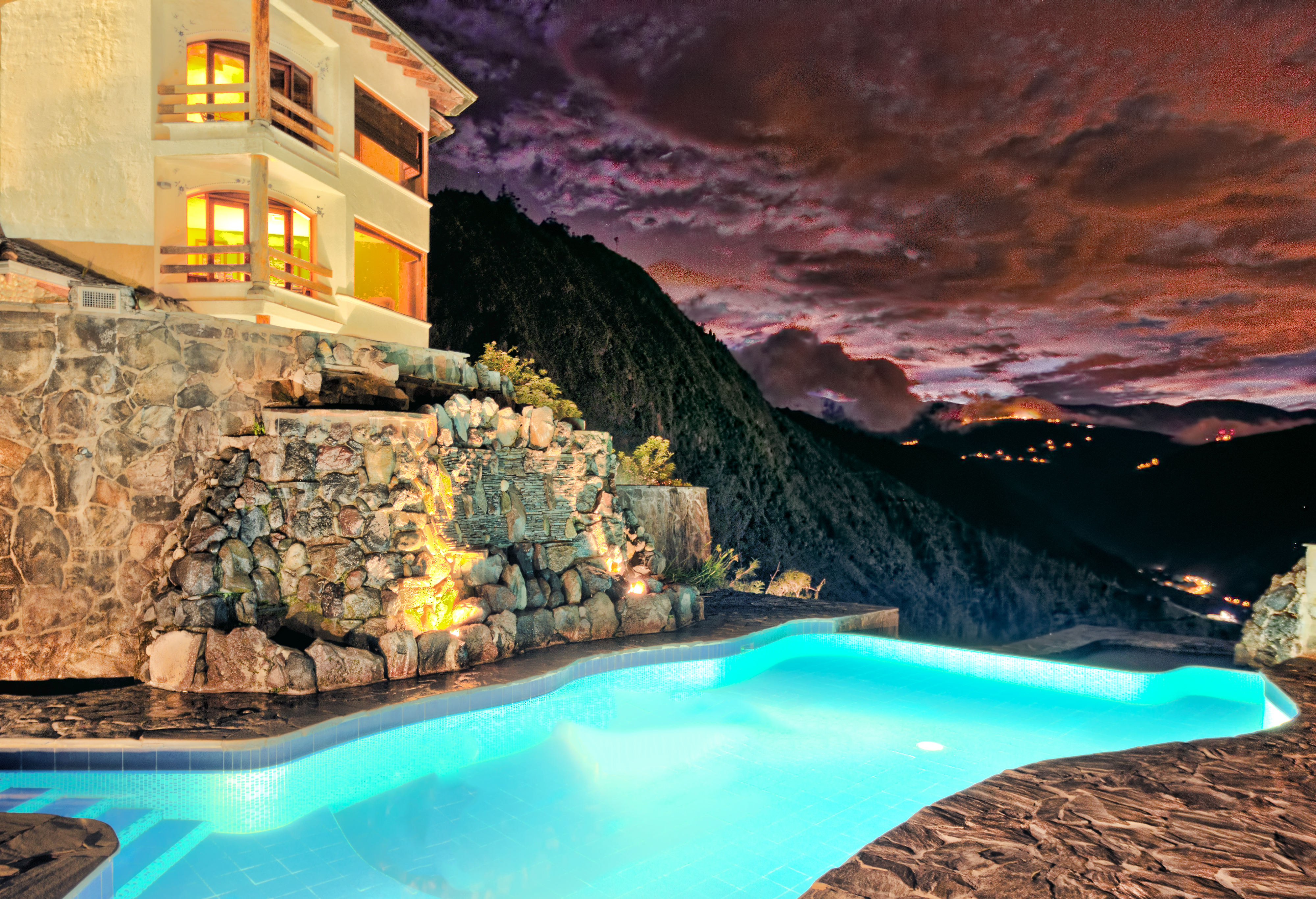 Luna Runtun Adventure SPA Tungurahua Ecuador Informaci n Tur stica