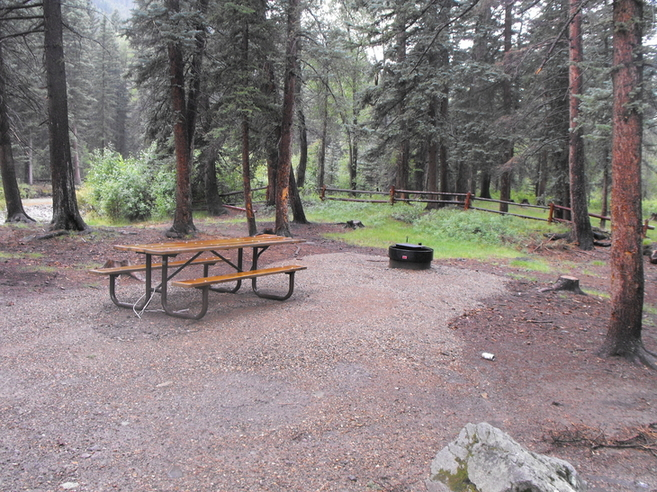 Alamosa campground united states tourist information for Public fishing spots near me