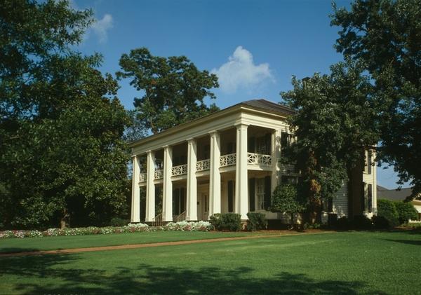 Arlington Antebellum Home Gardens Birmingham United States Tourist Information