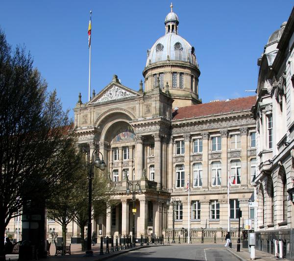 Ayuntamiento De Birmingham, Birmingham, Inglaterra