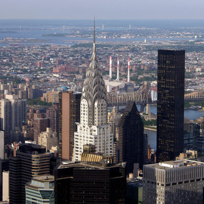 Chrysler building new york city united states tourist information - Tourist office new york city ...