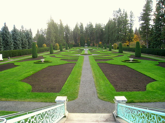 Manito Park Botanical Gardens Spokane United States Tourist Information