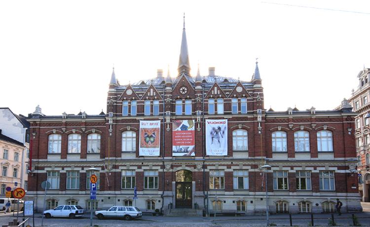 Viajar Al Extranjero La App De Moda Para Viajar Por Europa: Museo Del Diseño, Helsinki, Finlandia Información Turística