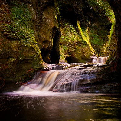 Finnich Glen Scotland Tourist Information