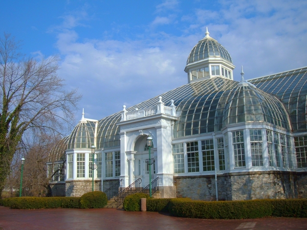 Franklin (VA) United States  city photo : Franklin Park Conservatory, Columbus, United States Tourist ...
