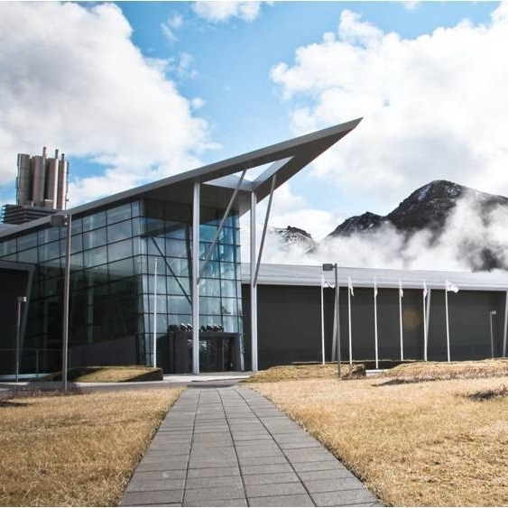 Geothermal Energy Exhibition at the Hellisheiði Power Plant ...