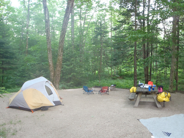 Gifford Woods State Park Campground Rutland United