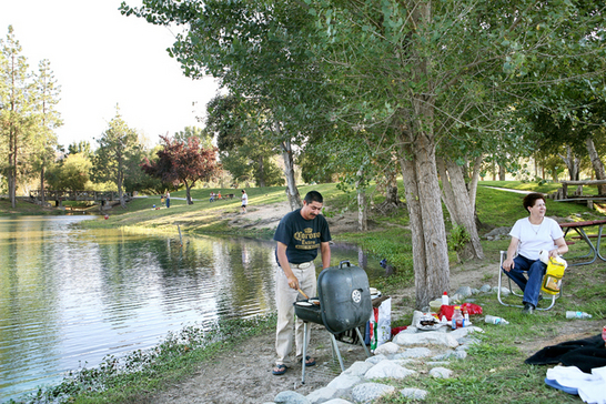 Glen helen regional park devore united states tourist for Yucaipa regional park fishing