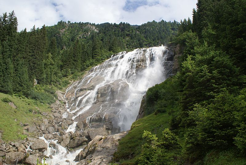 Neustift im Stubaital Austria  City new picture : Grawa Waterfall, Neustift im Stubaital, Austria Tourist Information