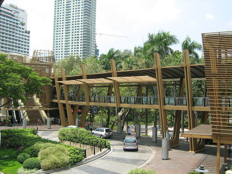 Greenbelt Makati City Restaurants