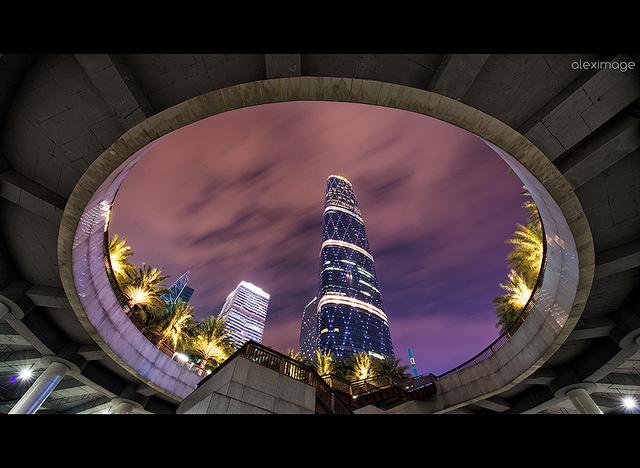 Guangzhou International Finance Center Guangzhou China