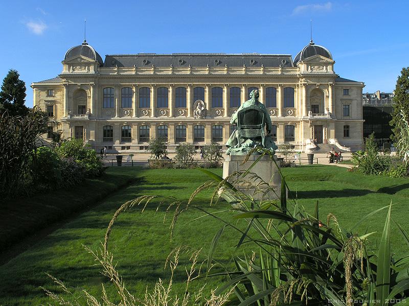 mus um national d 39 histoire naturelle paris france On histoire des jardins wikipedia