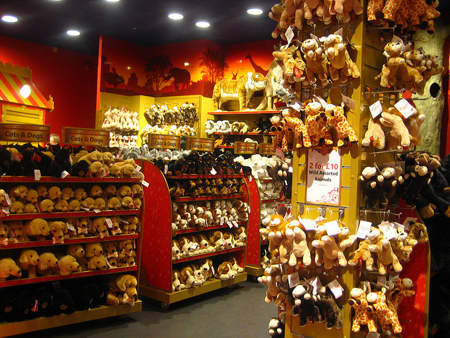 Hamleys London England Tourist Information