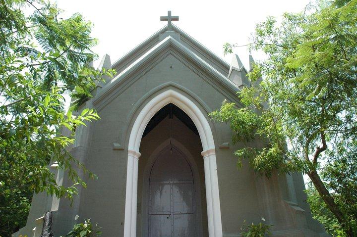Yercaud India  city pictures gallery : Holy Trinity Church, Yercaud, India Photos