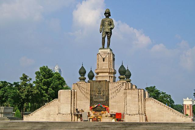 King Rama VI Statue, Bangkok, Thailand Tourist Information