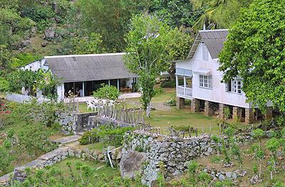 Le jardin du roi seychelles tourist information for Villa du jardin singapore