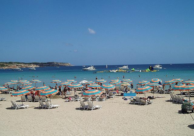 Mellieha Bay Mellieha Malta Tourist Information