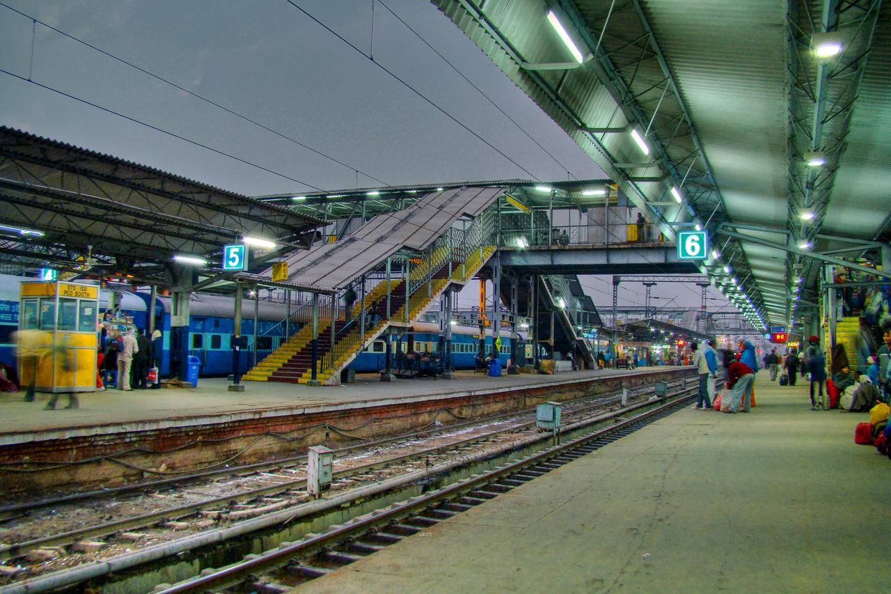 Nagpur Railway Station Nagpur India Tourist Information