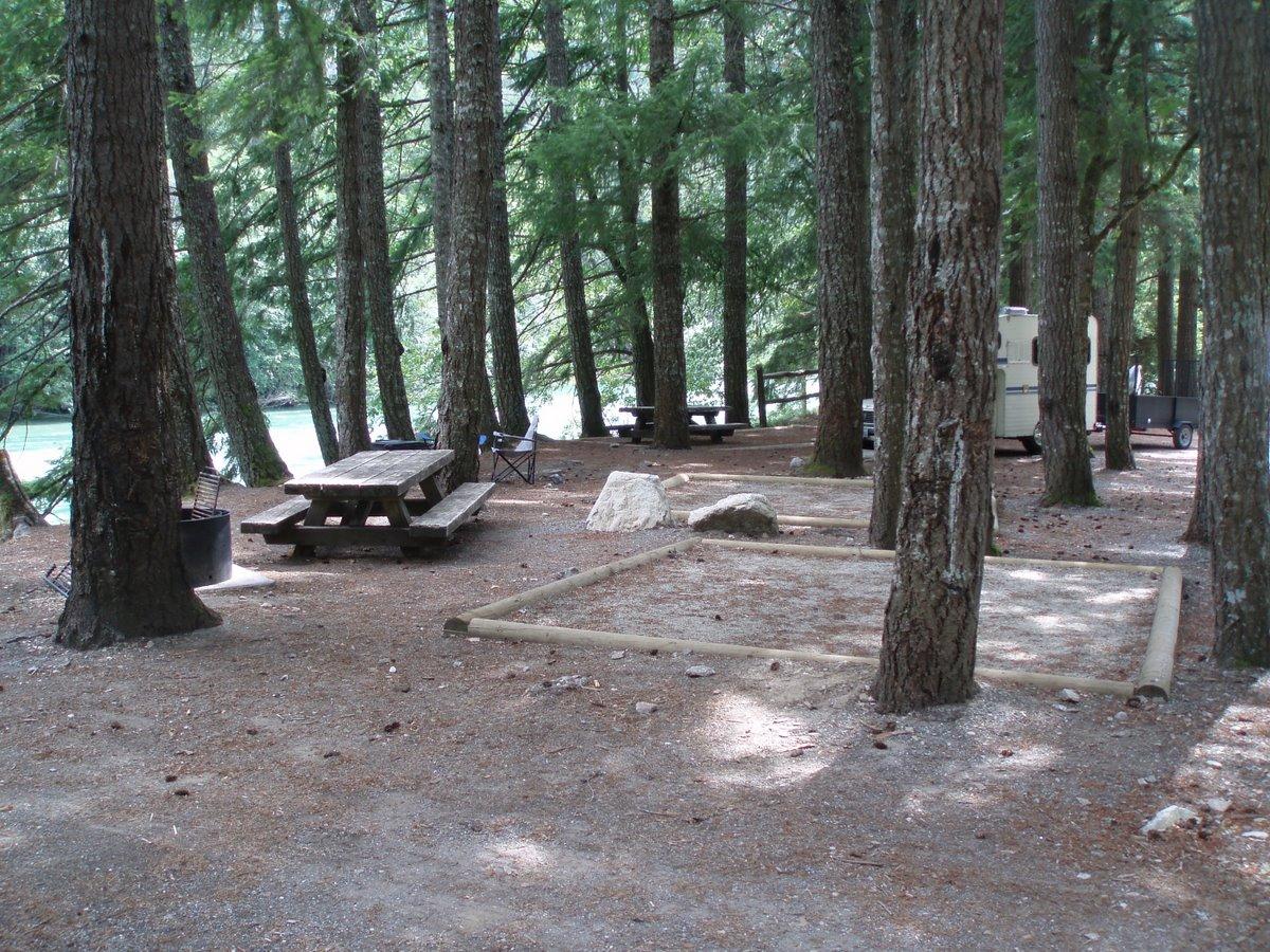 North Lake Campground, United States Tourist Information