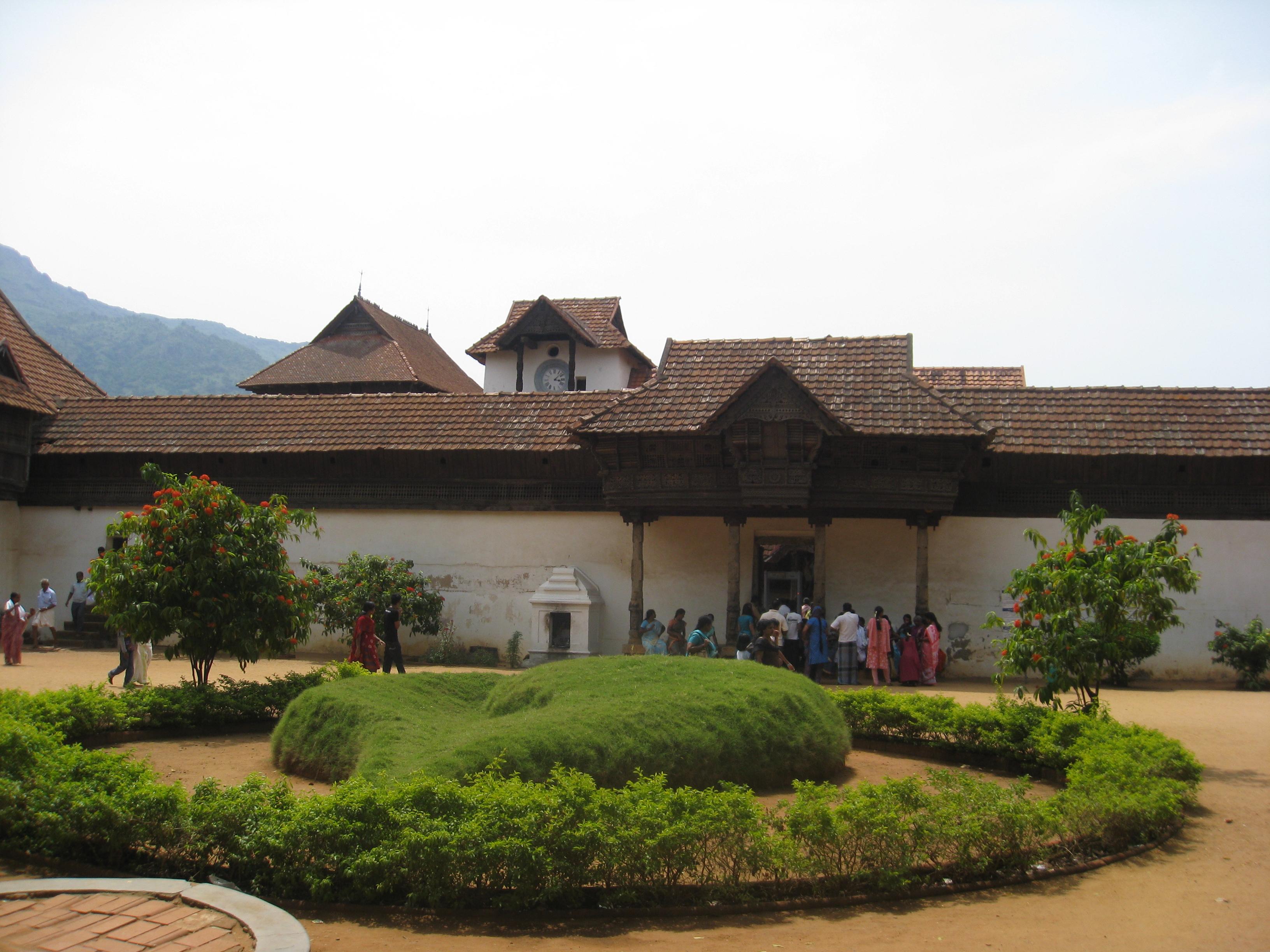 Padmanabhapuram PalacePadmanabhapuram Palace Map