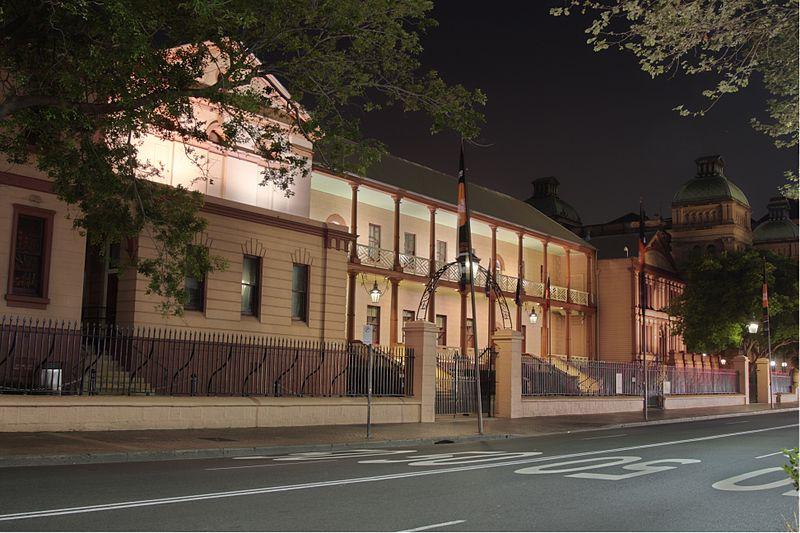 La casa del parlamento sydney australia informaci n for La casa stupefacente progetta l australia
