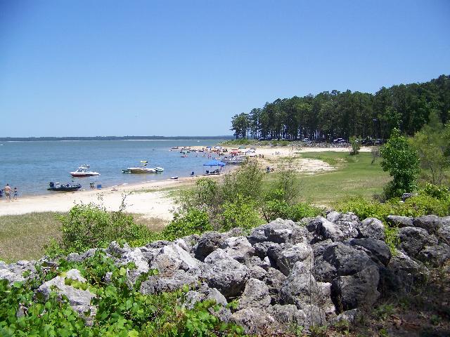 Powell Park Camping Resort And Marina Broaddus United