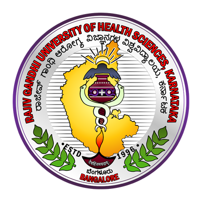 rajiv gandhi health university thesis Mysore medical college & research institute  the college is affiliated to the rajiv gandhi university of health sciences, jayanagar, bangalore history this .