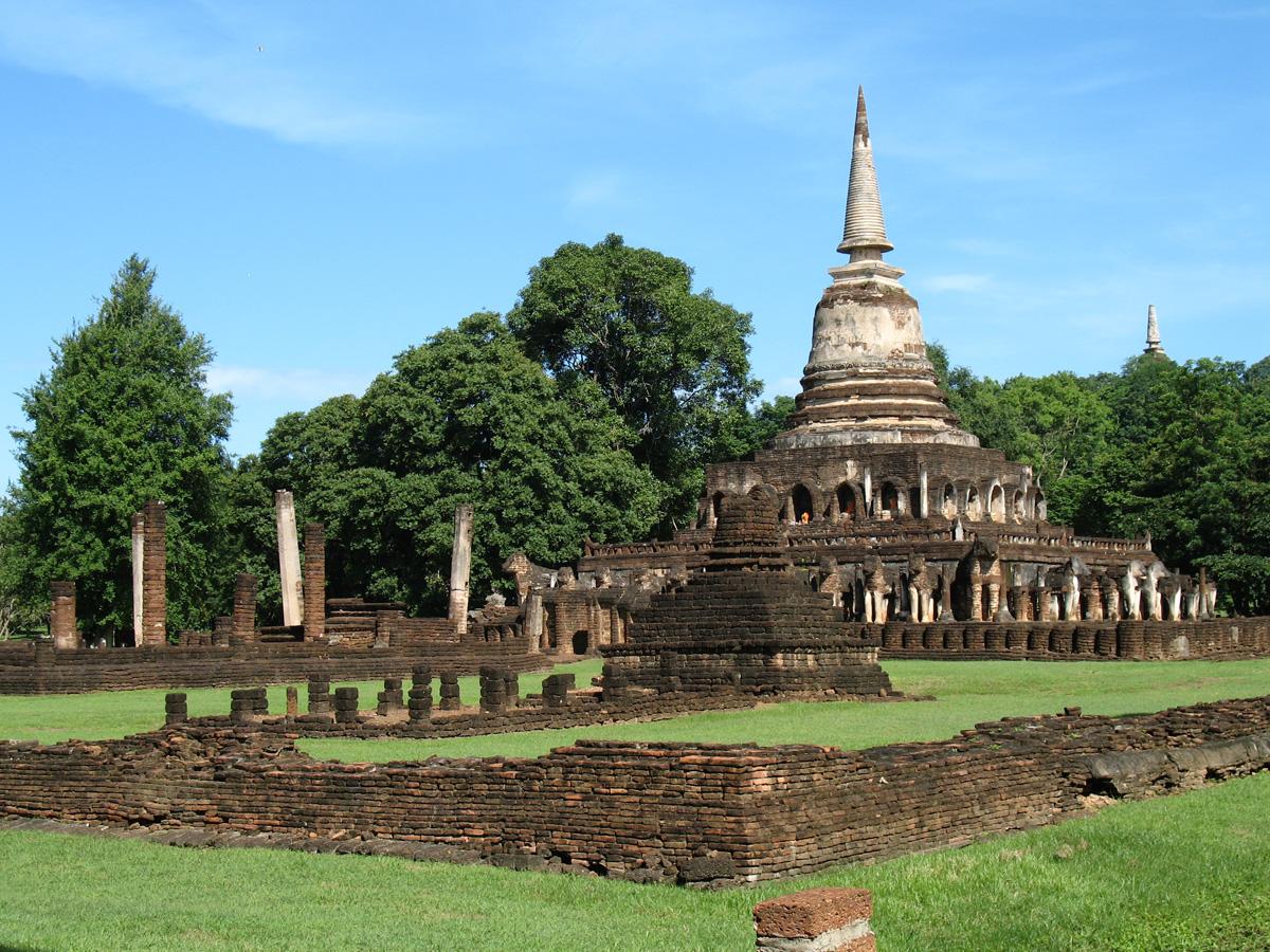 Si Satchanalai Historical Park, Thailand Tourist Information