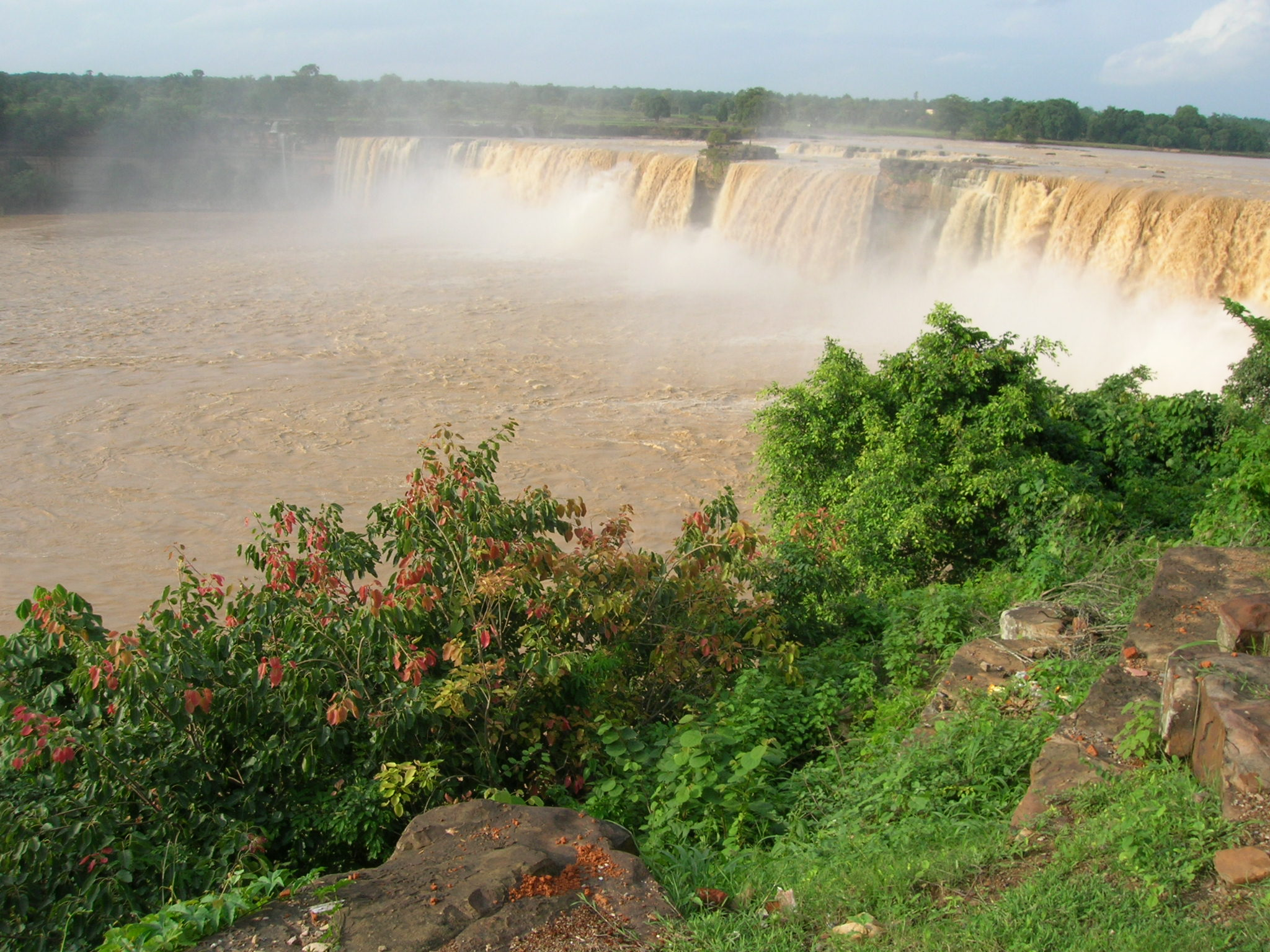 Jagdalpur India  city photo : Chitrakoot Falls, Jagdalpur, India Tourist Information