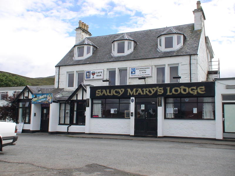 Saucy Mary's Lodge, Isle Of Skye, Scotland Tourist Information